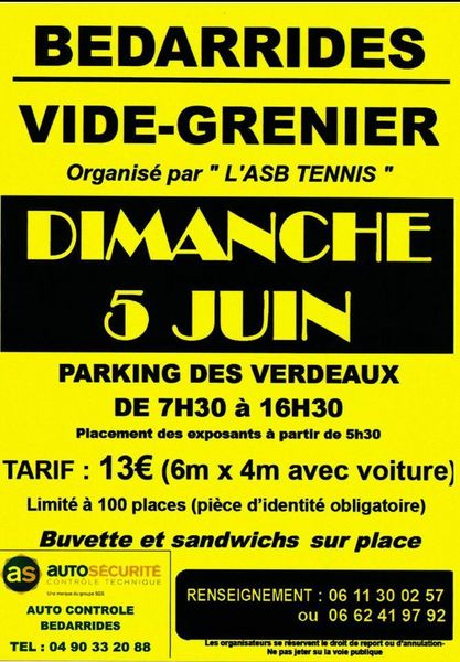 vide grenier brocante dans le vaucluse 84 annonces. Black Bedroom Furniture Sets. Home Design Ideas