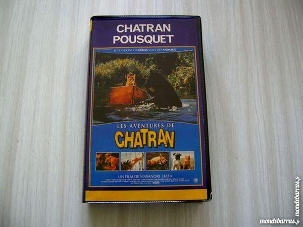 K7 VIDEO CHATRAN/PAVILLON NOIR - Films Enregistrés 11 Nantes (44)