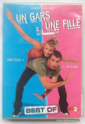 DVD vidéo un gars une fille 1 Illkirch-Graffenstaden (67)