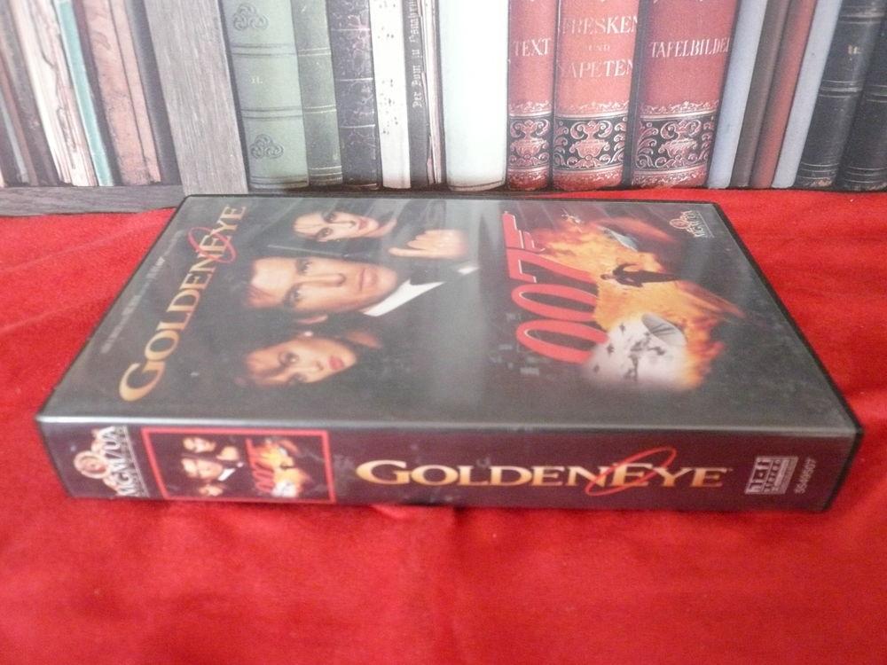 K7 vidéo VHS Sécam couleur 007 0 Le Poiré-sur-Vie (85)