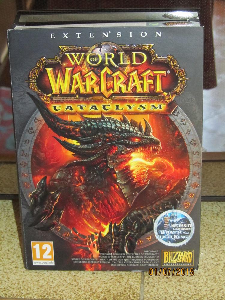 Consoles et jeux vid os occasion clermont 60 annonces achat et vente de consoles et jeux - World of warcraft sur console ...