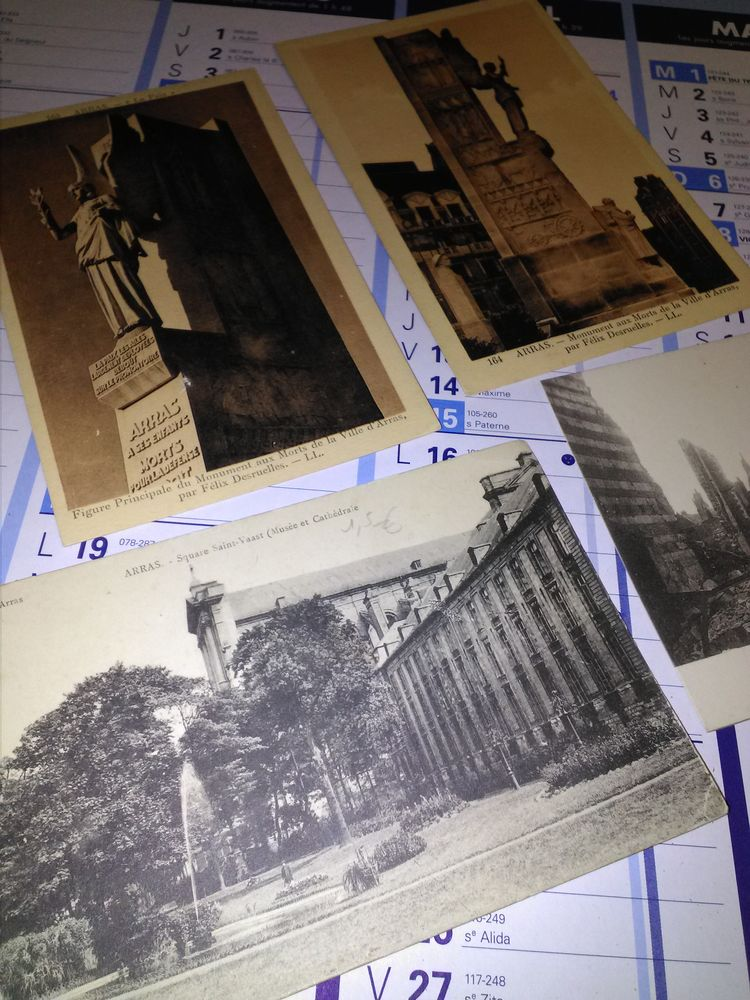 Vieilles cartes postales 0 Arras (62)