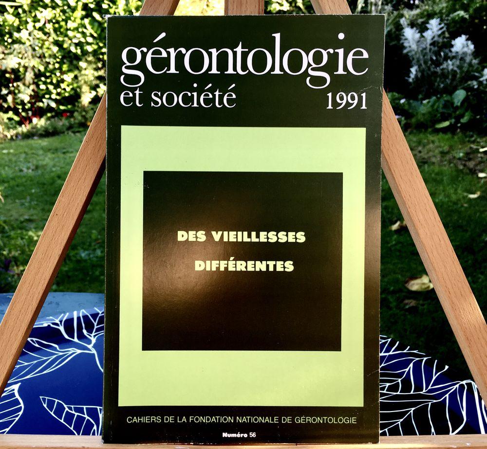 Des vieillesses différentes  (Gérontologie et Société); Neuf 5 L'Isle-Jourdain (32)