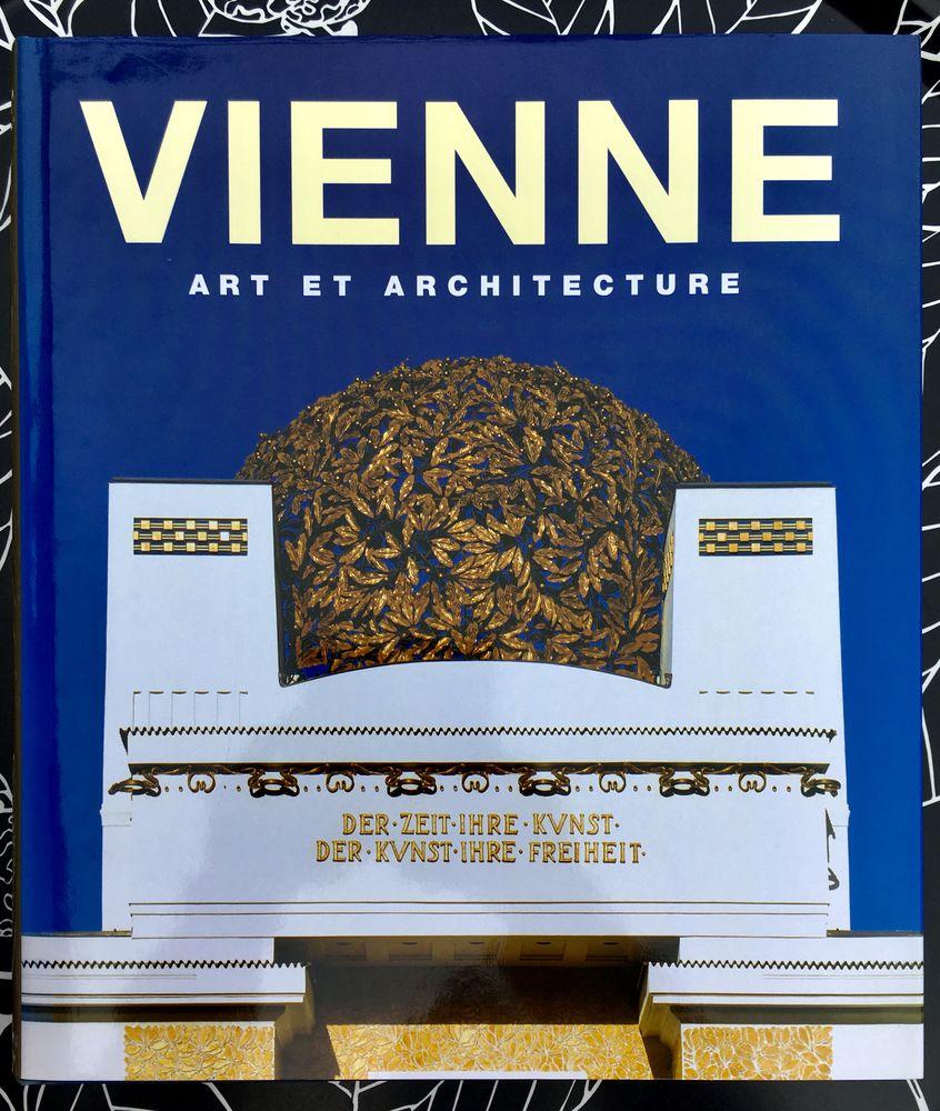 VIENNE : Art et Architecture ; Beau grand livre d'art neuf  29 L'Isle-Jourdain (32)
