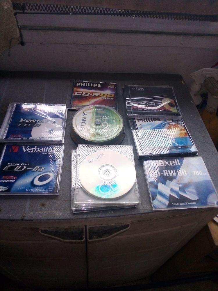 CD-ROM VIERGE 1 Aubervilliers (93)