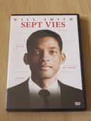 DVD 7 Vies - avec Will SMITH 3 Livry-Gargan (93)