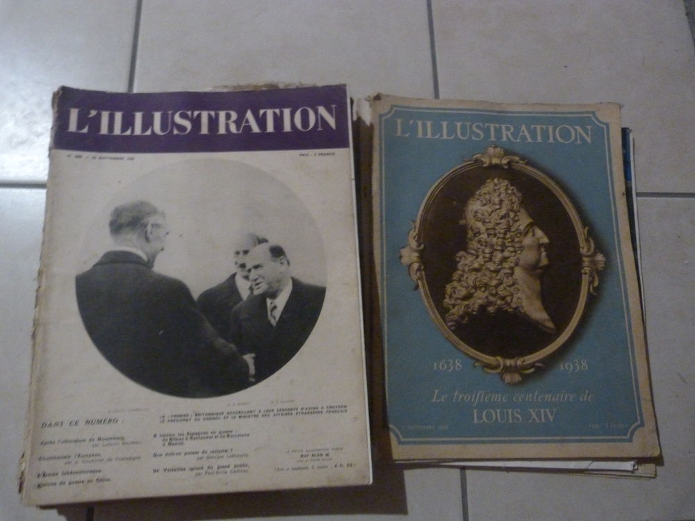 Vieux livres Illustrations 0 Villeneuve-sur-Lot (47)