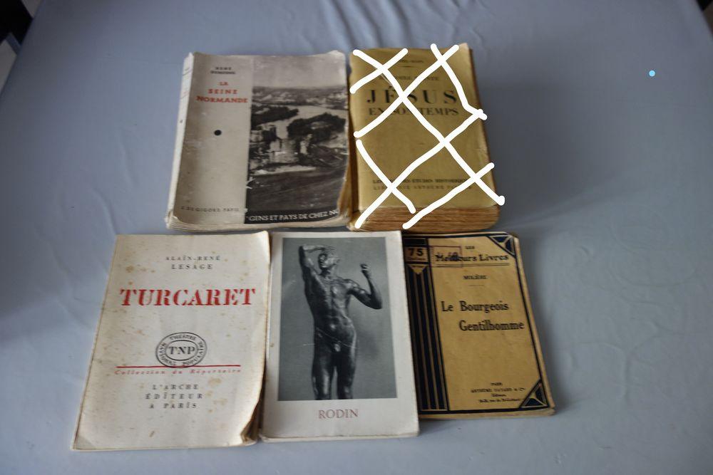 Vieux Livres 4 Mayenne (53)