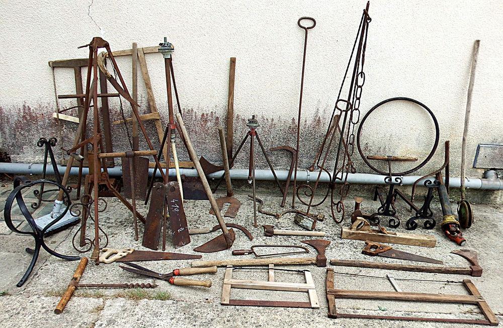 Achetez vieux outils de occasion, annonce vente à Le Temple-sur-Lot ...
