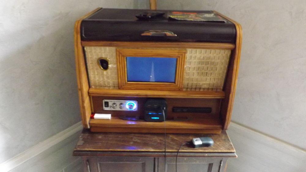 vieux poste modifier Audio et hifi