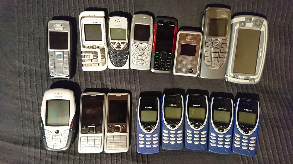 Vieux téléphones précieux 0 Lyon 9 (69)