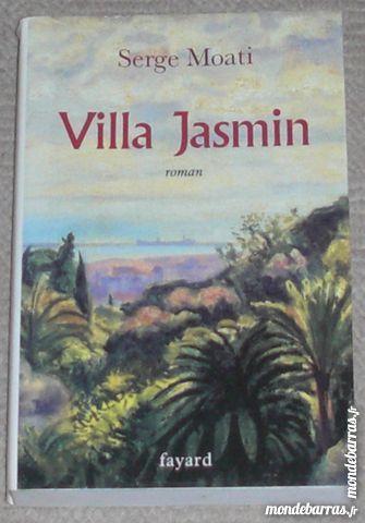 Villa Jasmin Livres et BD