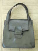 Sac vintage cuir noir 20 Nieuil-l'Espoir (86)