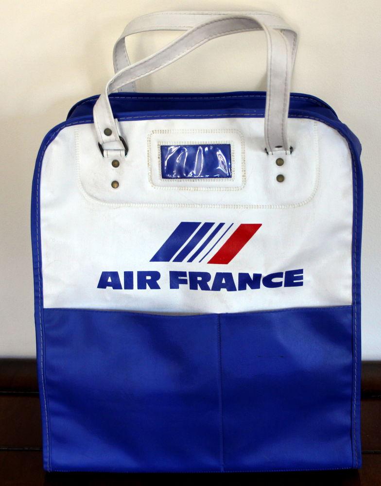 Sac vintage Air France état neuf 30 Issy-les-Moulineaux (92)