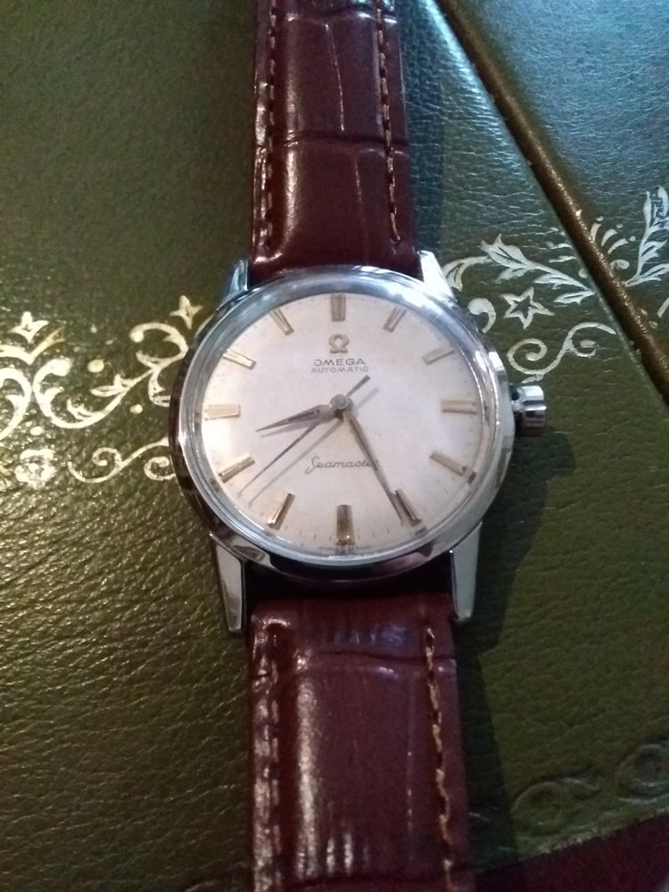 Vintage : montre OMEGA SEAMASTER AUTOMATIQUE. 0 Lyon 2 (69)