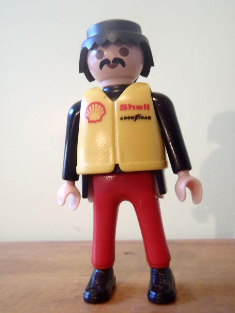 Vintage Playmobil :réf 3603 : formule 1 , Shell ( personnage 4 Limoges (87)
