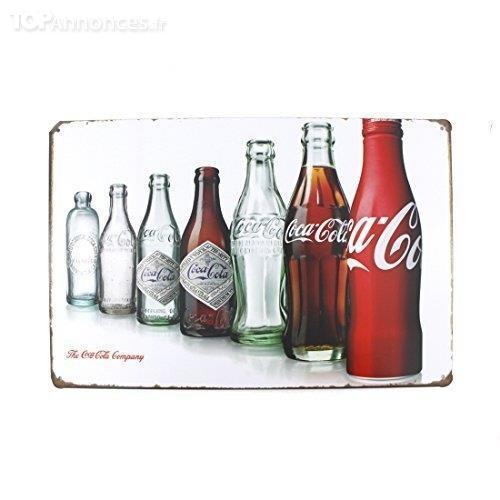 30 X 20 Vintage Pin'up Sexy Pub Rétro Coca-cola 5 6 Sain-Bel (69)