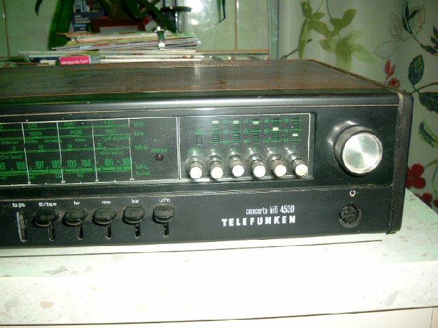 vintage telefunken concerto 4530  henri59 60 La Chapelle-d'Armentières (59)