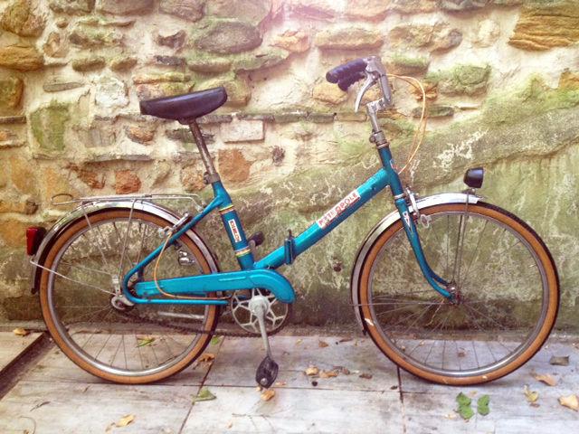 vintage Vélo Metropole pliant 24' en bon état prêt à rouler 90 Lyon 1 (69)