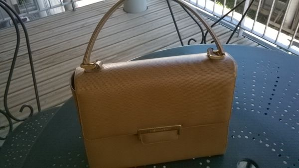 Sac vintage Yves Saint Laurent 150 Lyon 2 (69)