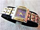 GUY DE VINTAL CRYSTAL montre Dame 1980 DAM0011 75 Metz (57)