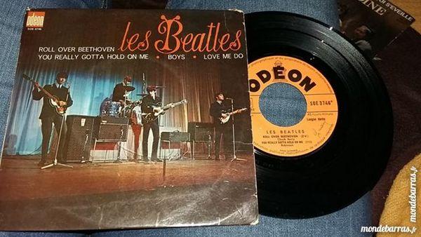 Vinyl Les Beatles 10 Lens (62)