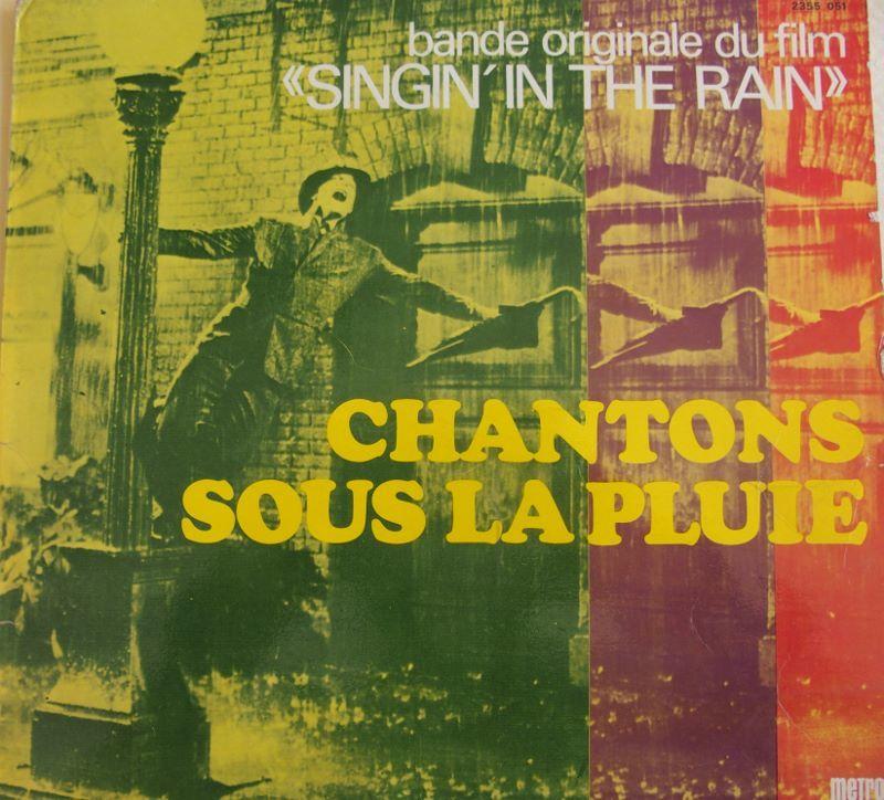 Vinyl CHANTONS SOUS LA PLUIE  5 Lille (59)