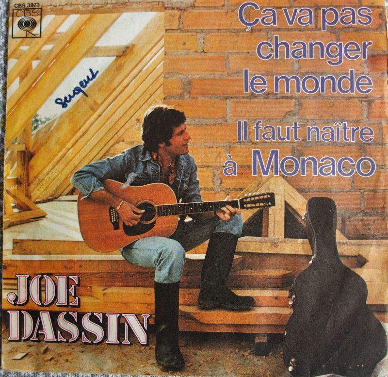 Vinyl Joe DASSIN 4 Lille (59)