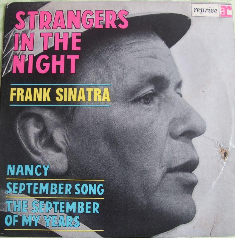 Vinyl Frank SINATRA  3 Lille (59)