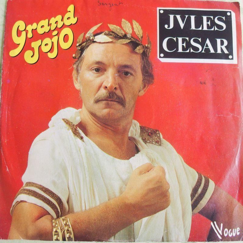 Vinyl GRAND JOJO 3 Lille (59)