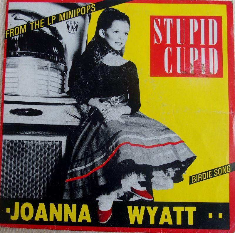 Vinyl Joanna WYATT 3 Lille (59)