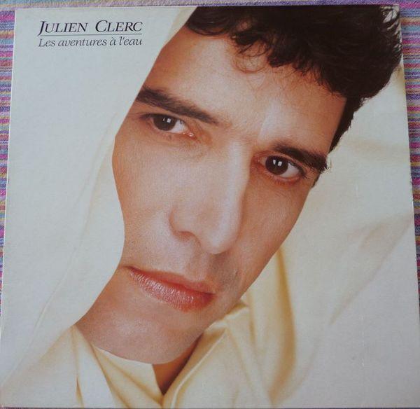 Vinyl Julien CLERC 6 Lille (59)