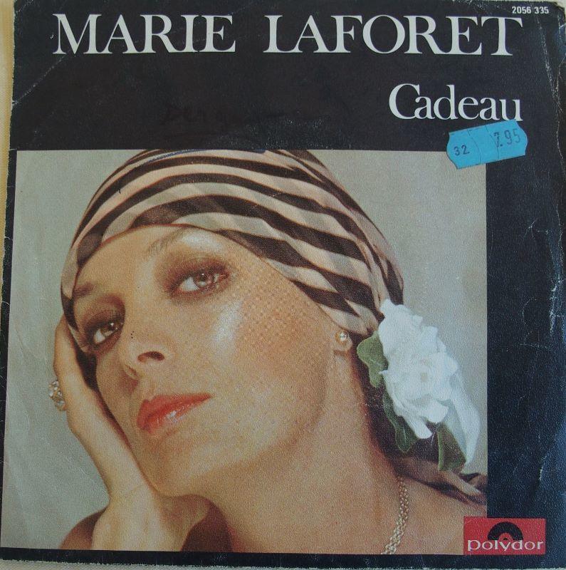 Vinyl Marie LAFORET 3 Lille (59)