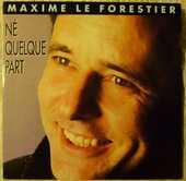 Vinyl Maxime LE FORESTIER  4 Lille (59)