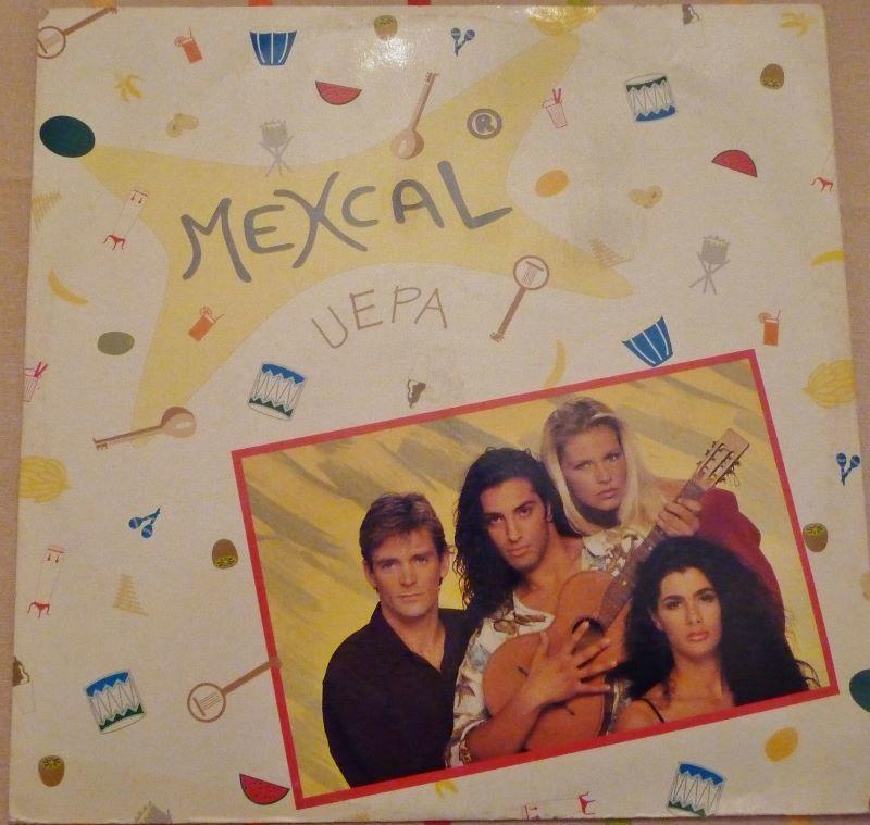 Vinyl MEXCAL  UEPA  5 Lille (59)