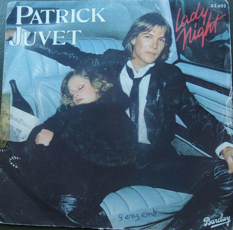 Vinyl Patrick JUVET 3 Lille (59)
