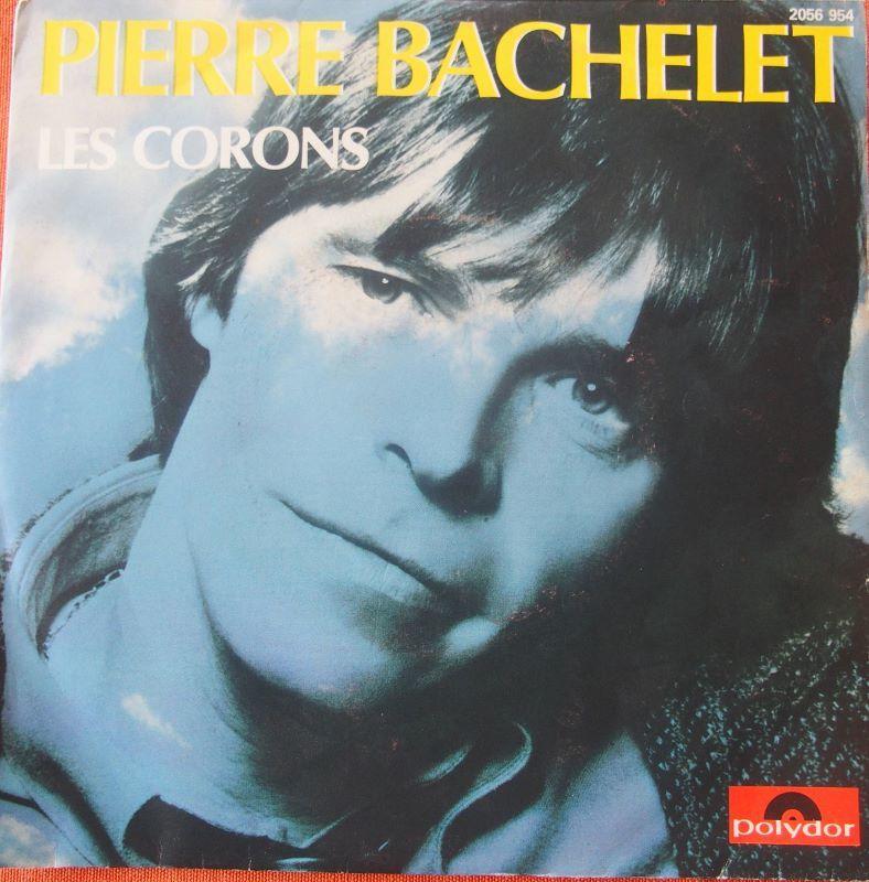 Vinyl Pierre BACHELET  Les corons 3 Lille (59)
