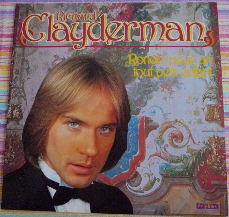 Vinyl Richard CLAYDERMAN 4 Lille (59)