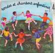 Vinyl RONDES et CHANSONS ENFANTINES