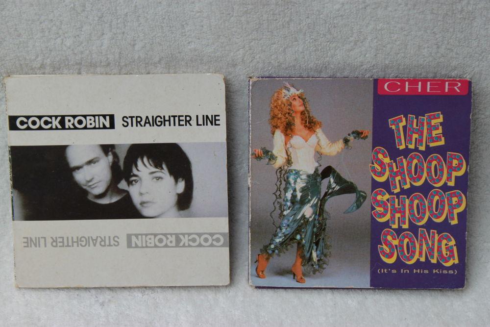 Vinyl, 7 , 45 RPM, Single  3 Montigny-Lencoup (77)