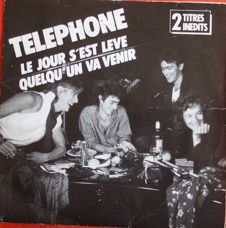 Vinyl TELEPHONE 4 Lille (59)