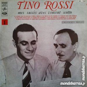 Vinyl 33T  TINO ROSSI 5 Amiens (80)