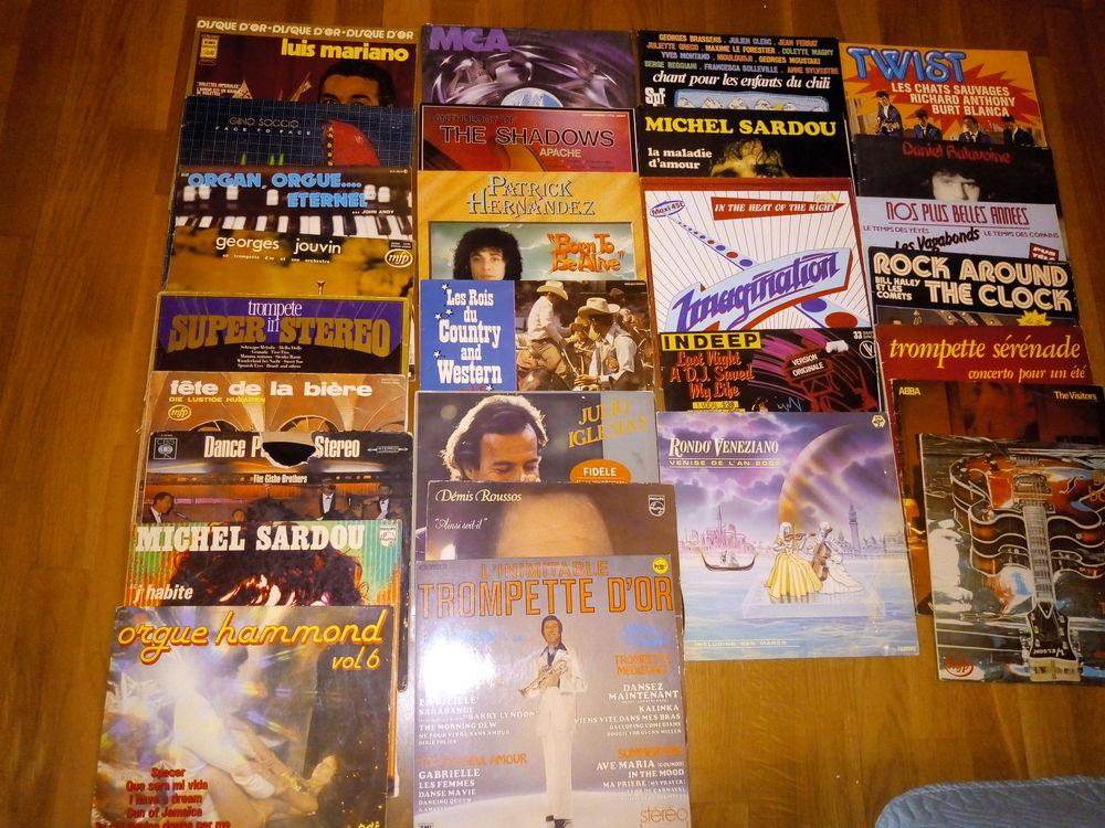 Vinyl 33 tours 0 Dunkerque (59)