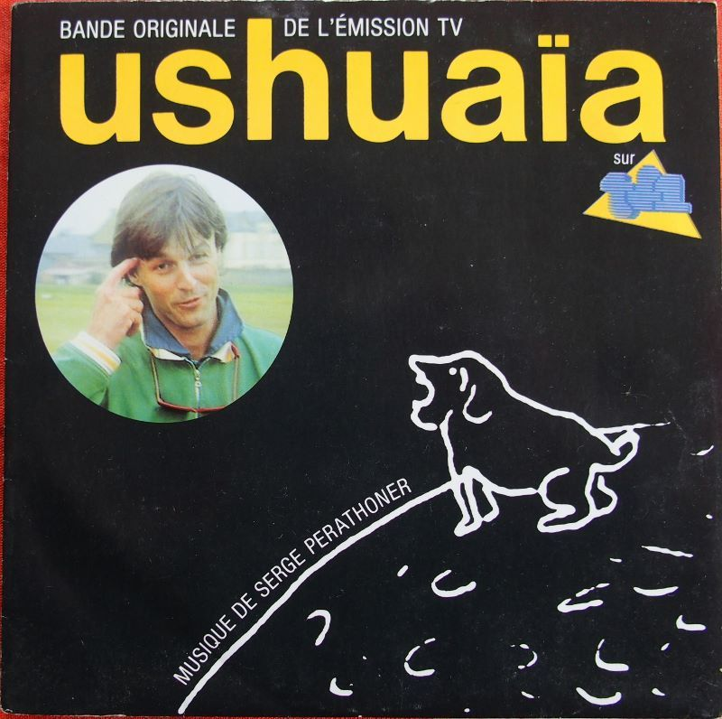 Vinyl USHUAIA  4 Lille (59)