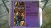 Vinyle J.S. BACH Pages d'orgue célèbres  15 Talange (57)