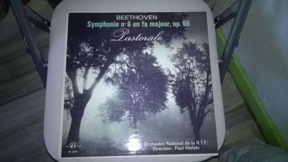 Vinyle Beethoven  Paul Kletzki, Orchestre National De La R. 15 Talange (57)