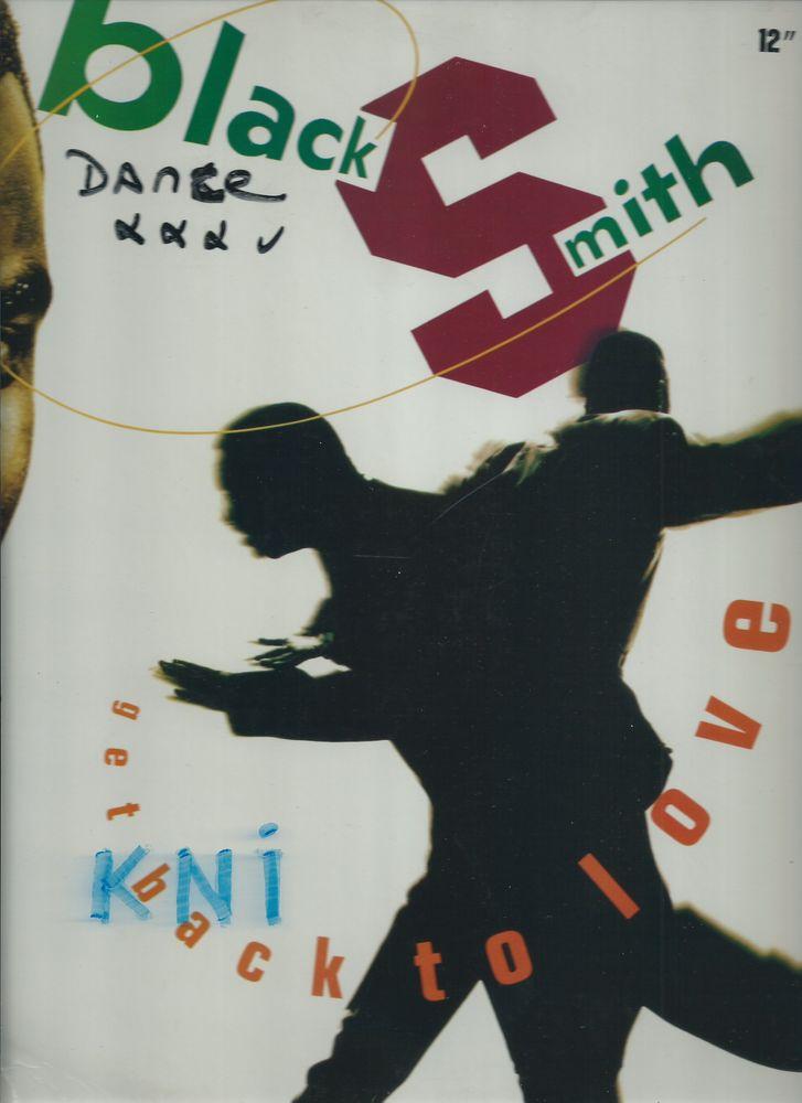 Vinyle 33T , Blacksmith 1989 8 Tours (37)