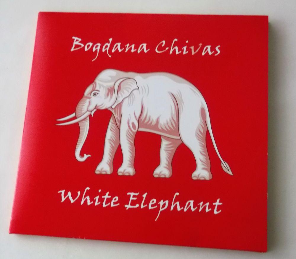 Vinyle BOGDANA CHIVAS ? White elephant - neuf 5 Vienne (38)