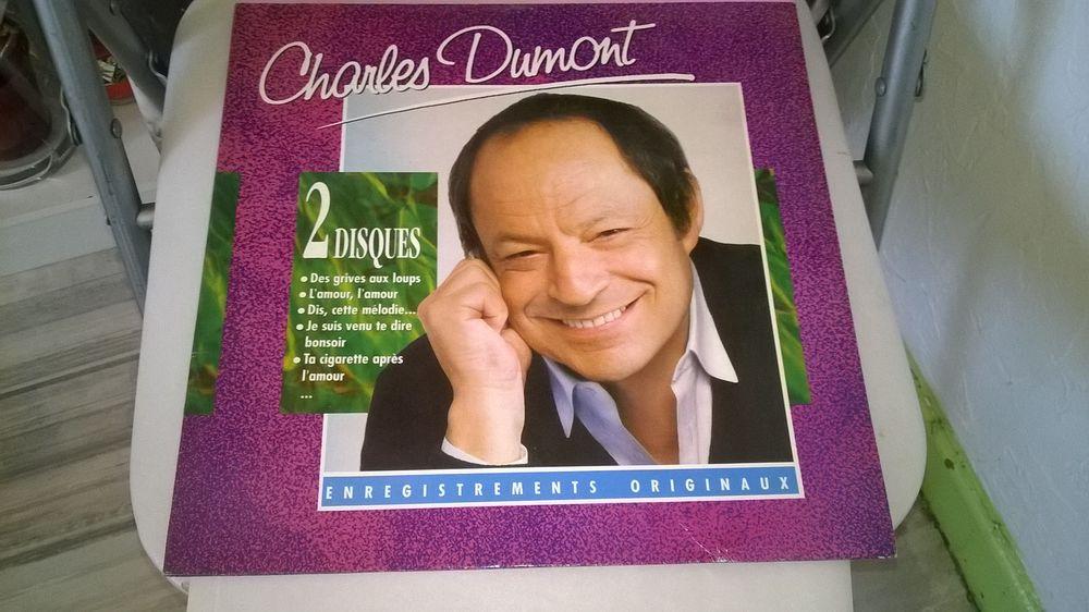 Vinyle Charles Dumont Enregistrements Originaux 1986 Exce 15 Talange (57)