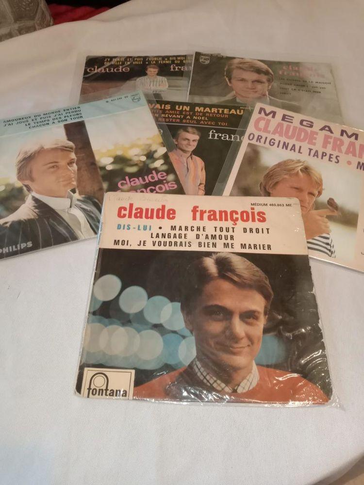 vinyle de claude francois 0 Hinges (62)